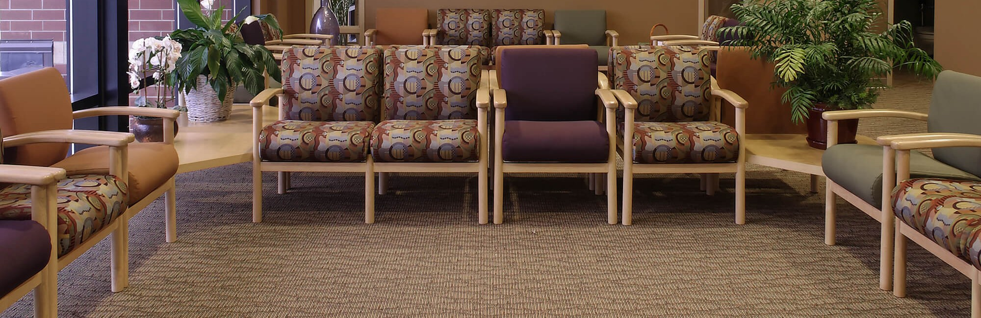 Medical Office Waiting Area